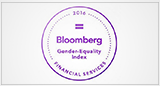 bloomberg index seal of gender equality in financial services 2018